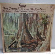 Discos de vinilo: LP-PEER GYNT- EN FUNDA ORIGINAL 1971. Lote 183571400