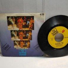 Discos de vinilo: SINGLE-THE ROLLING STONES-BROWN SUGAR EN FUNDA ORIGINAL AÑO 1971. Lote 183578305
