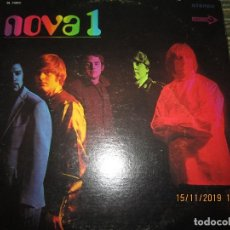 Discos de vinilo: THE NOVA LOCAL - NOVA 1 LP - ORIGINAL U.S.A. - DECCA RECORDS 1968 - STEREO -. Lote 183579442