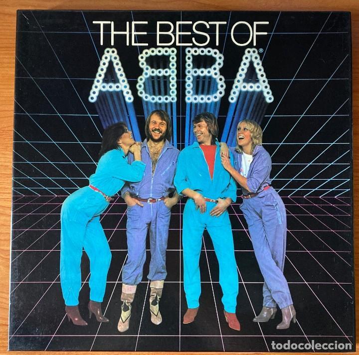 ABBA // THE BEST OF ABBA 1972-1981 // 5XLP (Música - Discos - LP Vinilo - Pop - Rock - Extranjero de los 70)