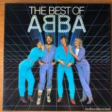 Discos de vinilo: ABBA // THE BEST OF ABBA 1972-1981 // 5XLP. Lote 194336497