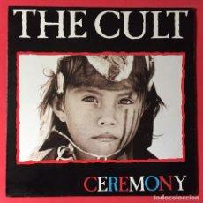 Discos de vinilo: THE CULT – CEREMONY. Lote 162322294