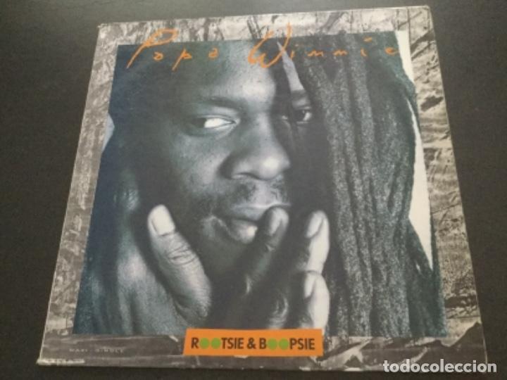 PAPA WINNIE - ROOTSIE & BOOPSIE (Música - Discos de Vinilo - Maxi Singles - Reggae - Ska)