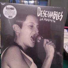 Discos de vinilo: DESECHABLES, LA MAQUETA. MONSTER RECORDS. PRECINTADO. Lote 183585681