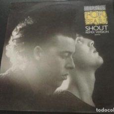 Discos de vinilo: TEARS FOR FEARS - SHOUT ( GRITO) . Lote 183586863