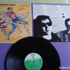 Discos de vinilo: LP ORIGINAL. BURNING. REGALOS PARA MAMA. SELLO VEMSA VLP 340. AÑO 1989. + LETRAS. Lote 183605311