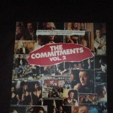 Discos de vinilo: LP THE COMMITMENTS VOL. 2 BSO/OST MCA 1992. Lote 183607680