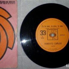 Discos de vinilo: ROBERTO CARLOS – EU TE AMO, TE AMO, TE AMO . Lote 183609913