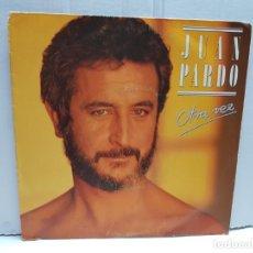 Discos de vinilo: SINGLE-JUAN PARDO-OTRA VEZ EN FUNDA ORIGINAL AÑO 1986. Lote 183612635
