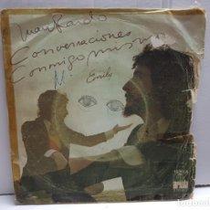 Discos de vinilo: SINGLE-JUAN PARDO-EMILY EN FUNDA ORIGINAL AÑO 1974. Lote 183612873