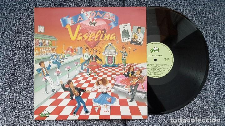 LA ONDA VASELINA. EDITADO POR EMI-ODEÓN. AÑO 1991 (Música - Discos - LPs Vinilo - Música Infantil)