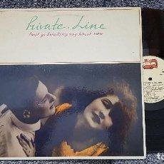 Discos de vinilo: PRIVATE LINE - DON´T GO BRAKING MY HEART NOW. EDITADO POR MOVIEPLAY. AÑO 1982. Lote 183615290