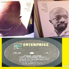 Discos de vinilo: ISAAC HAYES - HOT BUTTERED SOUL 69 !! 2º LP !! BAR-KAYS.FUNKY GROOVY !! SUPER ORIG. EDIT. USA ! EX !. Lote 117068939