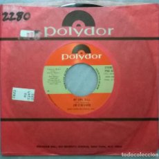 Discos de vinilo: JIM STAFFORD. SPIDERS AND SNAKES/ MY GIRL BILL. POLYDOR, USA 1973 RE SINGLE. Lote 183619961