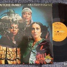Discos de vinilo: THE RITCHIE FAMILY - ARABIAN NIGHTS. EDITADO POR RCA. AÑO 1976. Lote 183622031