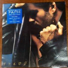 Discos de vinilo: GEORGE MICHAEL. FAITH. LP.. Lote 183627818