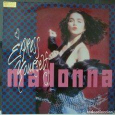 Discos de vinilo: MADONNA // EXPRESS YOURSEF // 1989 // MADE GERMANY // (VG VG).MAXI. Lote 183643053
