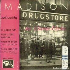 Discos de vinilo: OLIVIER DESPAX PARIS MADISON . Lote 183645025