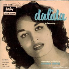 Discos de vinilo: DALIDA BAMBINO EP EDITADO EN ESPAÑA. Lote 183645146
