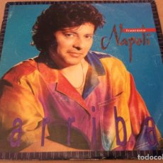 Discos de vinilo: FRANCESCO NAPOLI. ARRIBA + VAI CON LUI. 1992 PROMOCIONAL.. Lote 183647597