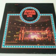 Discos de vinilo: FANIA ALL STARS - LIVE AT YANKEE STADIUM (VOL. 2). Lote 183649457