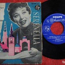 Discos de vinilo: SERENELLA - MARAVILLOSO COPENHAGUE + 3 - PHILIPS. Lote 183655583