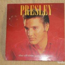 Discos de vinilo: DISCO PRESLEY. Lote 183660303