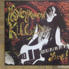Discos de vinilo: HONEYMOON KILLERS. LIVE... ESPAÑA, 1991. FUNDA VG++. DISCO VG++.. Lote 183662130