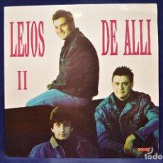 Discos de vinilo: LEJOS DE ALLI - II - LP. Lote 183665886