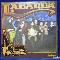 Discos de vinilo: LABANDA - LABANDA - LP. Lote 183669493
