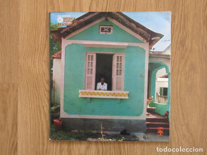 Discos de vinilo: 10 PULGADAS MUSICA POPULAR BRASILEIRA SILAS DE OLIVEIRA MANO DECIO DA VIOLA CHICO BUARQUE NARA LEAO - Foto 2 - 183674512