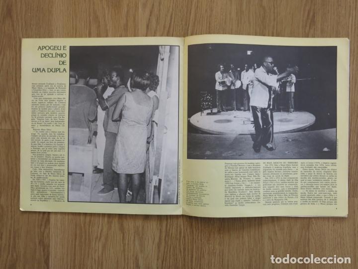 Discos de vinilo: 10 PULGADAS MUSICA POPULAR BRASILEIRA SILAS DE OLIVEIRA MANO DECIO DA VIOLA CHICO BUARQUE NARA LEAO - Foto 5 - 183674512