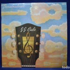 Discos de vinilo: J.J.CALE - TROUBADOUR - LP. Lote 183675418