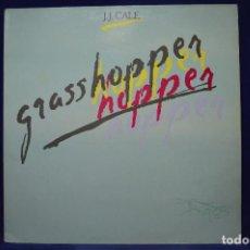 Discos de vinilo: J.J.CALE - GRASSHOPPER - LP. Lote 183675563
