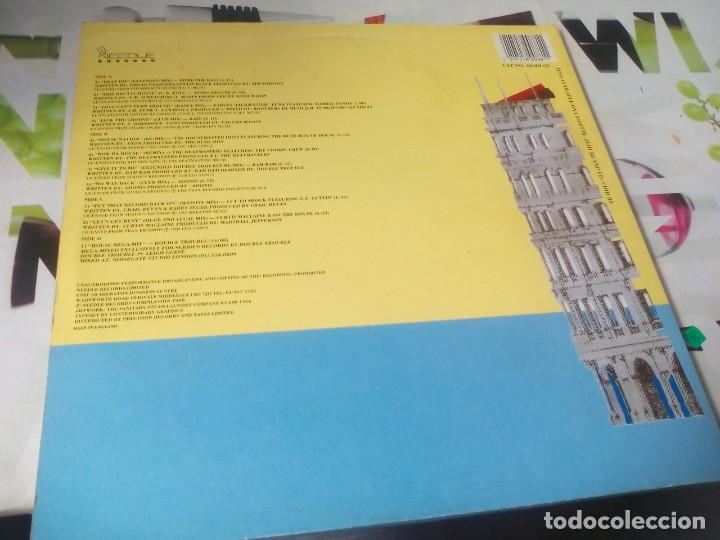 Discos de vinilo: LP. DOBLE. HOUSE HITS - Foto 2 - 183675912