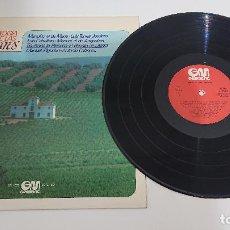 Discos de vinilo: ANTOLOGIA DE LAS SOLEARES VOL.1//1977//VG+,VG+//LP. Lote 183676995