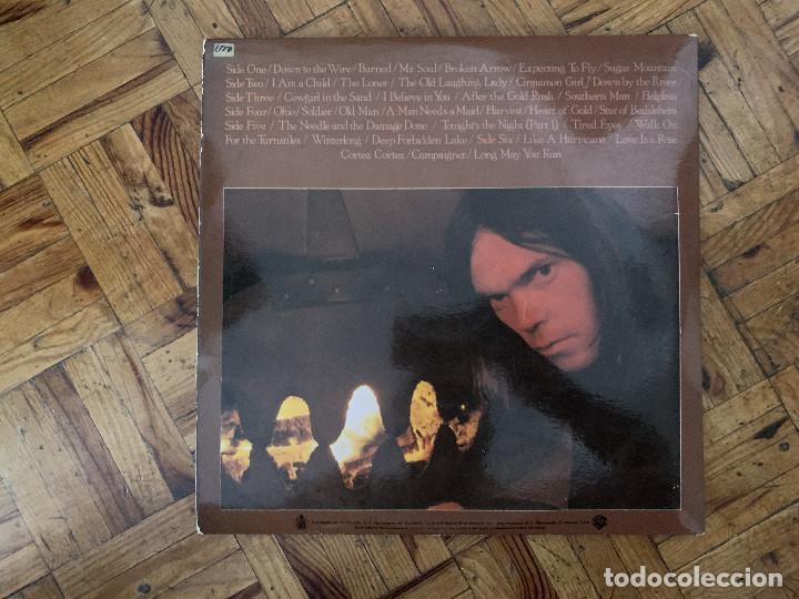 Discos de vinilo: Neil Young – Decade Sello: Reprise Records – 750-12/13/14 S Formato: 3 × Vinyl, LP, Compilation - Foto 3 - 183677590