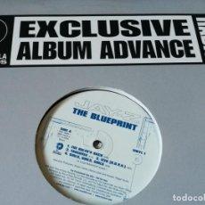 Discos de vinilo: JAY-Z - THE BLUEPRINT - 2001 - 2LP. Lote 183680931