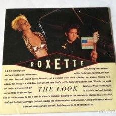 Discos de vinilo: ROXETTE - THE LOOK (HEAD-DRUM-MIX) - 1989. Lote 183682042