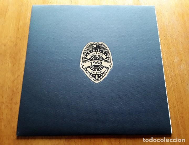 BRAIN POLICE (ROCKADELIC RRLP26 - USA 1996) GARAGE PSYCHEDELIC ROCK LP (Música - Discos - LP Vinilo - Pop - Rock Extranjero de los 50 y 60)
