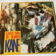 Discos de vinilo: THE KANE GANG - CLOSEST THING TO HEAVEN - 1984. Lote 183685318