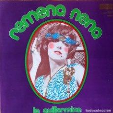 Discos de vinilo: LP GUILLERMINA MOTTA: REMENA, NENA. 1970, GATEFOLD, ÒLIBA – CPS 01, COMO NUEVO (EX_EX). Lote 183687596