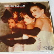 Discos de vinilo: ROBERT PALMER - I DIDN'T MEAN TO TURN YOU ON - 1985. Lote 183689687