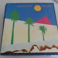 Disques de vinyle: THE CURE - BOYS DON'T CRY 1991. Lote 183692683