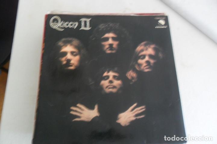 QUEEN II 1974 (Música - Discos de Vinilo - EPs - Pop - Rock Extranjero de los 70)