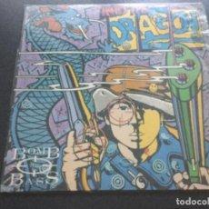 Discos de vinilo: BOMB THE BASS - INTO THE DRAGON. Lote 183698375