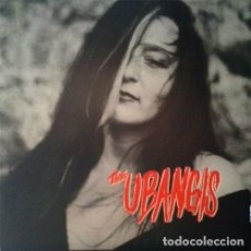 Discos de vinilo: THE UBANGIS . I WANT YOUR BLOOD (SINGLE) . CRAMPS MISFITS PSYCHONILLY GARAGE HORROR. Lote 183698593