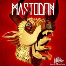 Discos de vinilo: LP MASTODON THE HUNTER VINILO STONER ROCK. Lote 183710878