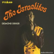 Discos de vinilo: LP DESMOND DEKKER THE ISRAELITES VINILO REGGAE ROCKSTEADY. Lote 183714157