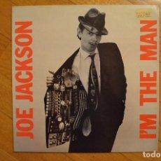 Discos de vinilo: JOE JACKSON - I´M THE MAN 1986 LP VINYL AM 393 221-1 SPAIN. Lote 183719351